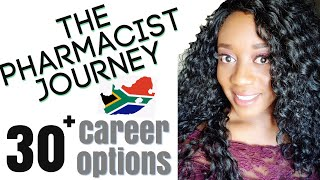 How to Qualify As A Pharmacist in SA | 1 Degree: 30+ Career Options | PHARMERS
