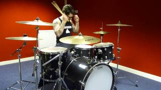 Planet shakers This Is Our Time Drum Cover