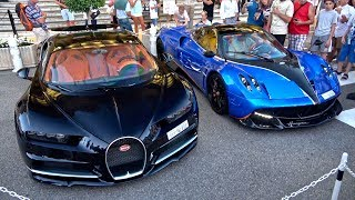 Would You Take The $2.5Million Bugatti Chiron or $2Million Pagani Huayra?!