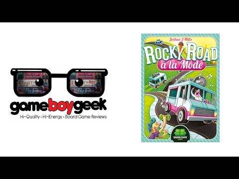 The Game Boy Geek Reviews Rocky Road a la Mode