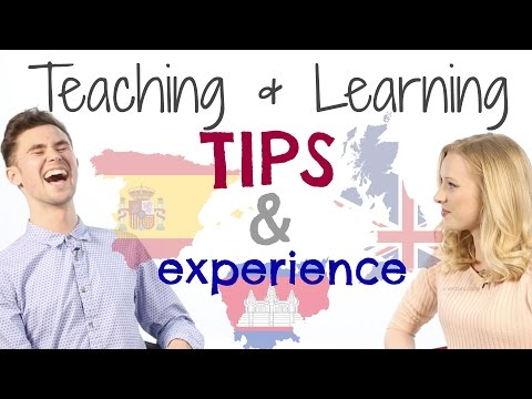 Teaching & Learning Tips & Experience! | Extra-long English listening practice