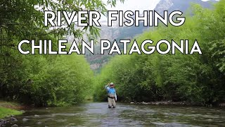 Fly Fishing Patagonia Rivers & Small Streams