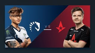 CS:GO - Team Liquid vs. Astralis [Mirage] Map 2 - GRAND FINAL - ESL Pro League Odense Finals 2018