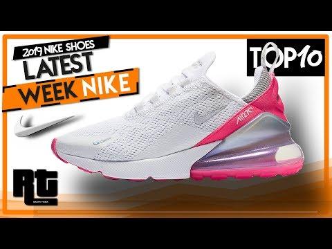 Top 10 Latest Nike Sneaker 2019 April