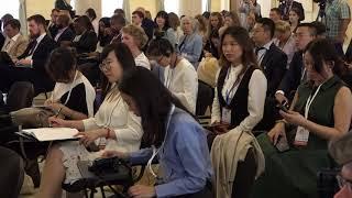 Саммит молодых лидеров стран БРИКС