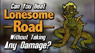 Can You Beat Lonesome Road Without Taking Any Damage?