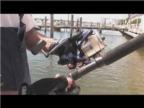 shakespeare fishing pole instructions