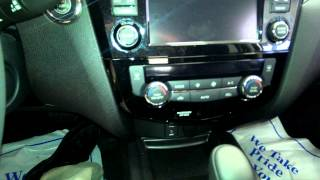 preview picture of video '2015 Nissan Rogue SL Prem| Chris Van Wiechen @  Collins Nissan St. Catharines Niagara Region'