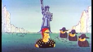 Капитан Пронин 2  Капитан Пронин в Америке