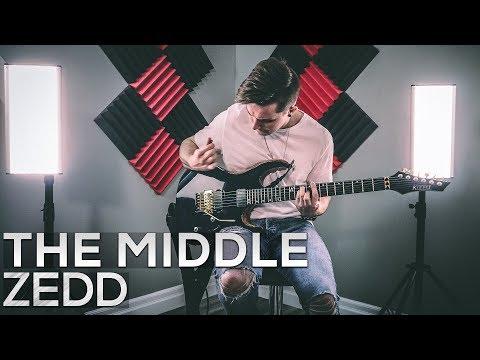 Zedd, Maren Morris, Grey  - The Middle - Cole Rolland (Guitar Cover)