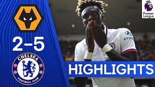 🎥 Wolves 2-5 Chelsea | Premier League (A)