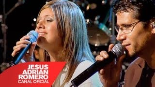 Jesús Adrián Romero & Marcela Gándara - Dame Tus Ojos (Live)