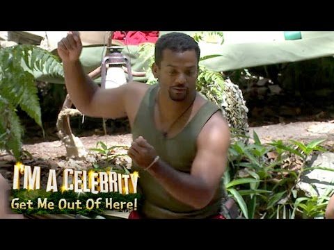 , title : 'Alfonso Ribeiro Teaches Us How To Do The Carlton Dance | I'm A Celebrity... Get Me Out Of Here!'