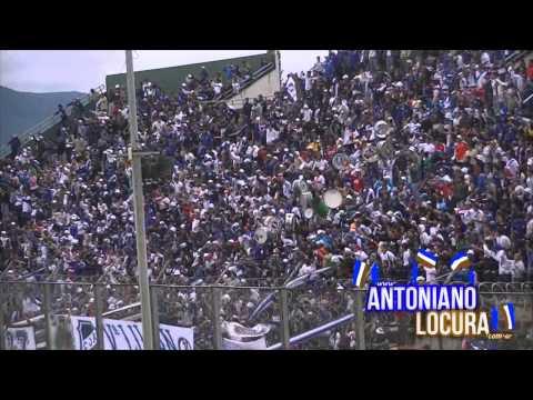 """Hinchada vs Santamarina"" Barra: La Inigualable Nº1 del Norte • Club: Juventud Antoniana"