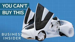 למה יצרניות הרכב יוצרות רכבי קונספט?