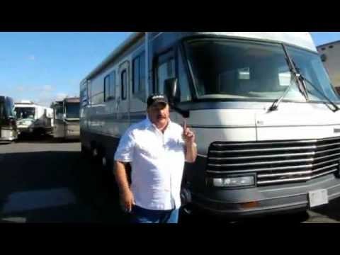 1992 Holiday Rambler Imperial 34' Class A Motorhome