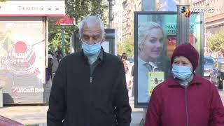GCS: Bucureşti (3,23) şi Alba (3,06) au cea mai mare incidenţă a cazurilor de infectare