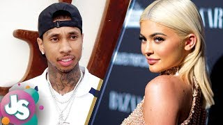Tyga Reaches Out to Kylie Jenner After Baby Announcement - JS