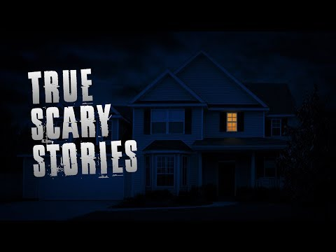 3 True Scary Horror Stories [Living in the Walls!, Dinner With Crazies!]