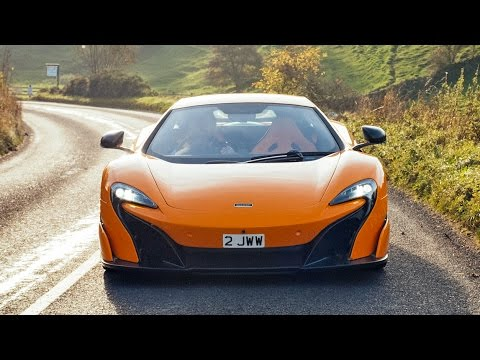 5 Things I DON'T Like About The McLaren 675LT
