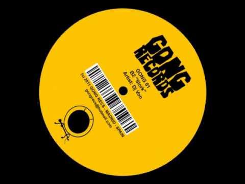 """Gong 01 B2 """"Slork"""" artist: Dj Von"""