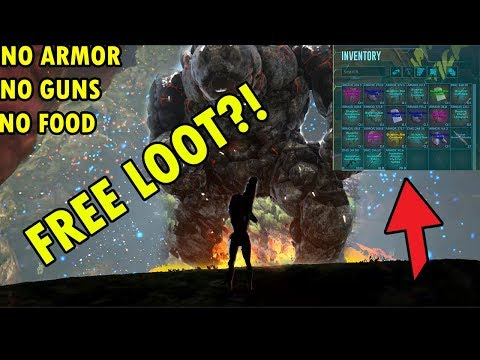 ARK Survival Evolved: SOLO BOSS FIGHT EASY WAY TO FARM