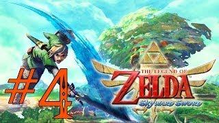 Skyward Sword #4  Heiliges Schwert  - Let's Play The Legend of Zelda (Deutsch, HD)