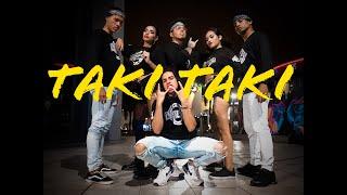 TAKI TAKI - DJ Snake, Cardi B, Ozuna & Selena Gomez Dance (Vaypers Crew)