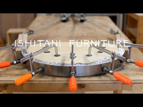 ISHITANI - Making a jig for bending wood