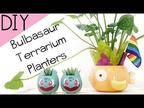Learn How To Make Adorable Pokemon Mini Vases