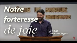 NOTRE FORTERESSE DE JOIE