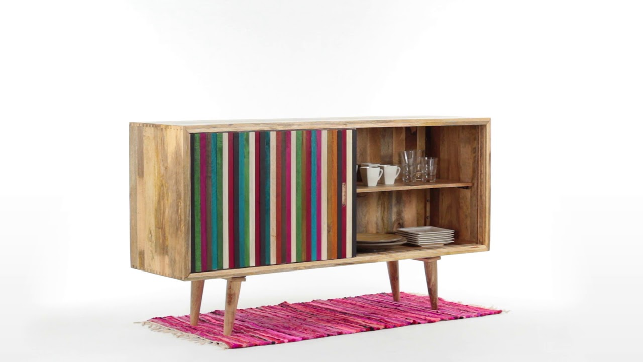 Video von: Sideboard bunt