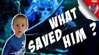 (3-Year-Old) Boy Lost In The Woods For Two Days, Claims He Was Saved By A Bear