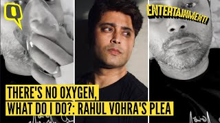 Celebs Reacts to Rahul Vohra Death Due to COVID | The Quint