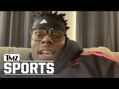 Browns' David Njoku 'Excited' for Kareem Hunt, We're Real Contenders | TMZ Sports