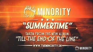 "Video The Minority - ""Summertime"" (Lyric Video)"