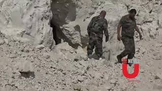 SYRIAN ARMY FOUND IN KHAN SEIKHOUN WHITE HELMETS CAVE USED TO FABRICATE CHEMIST'S VIDEOS