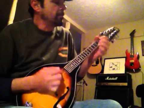 "Mandolin, Beatles ""Something"" cover"