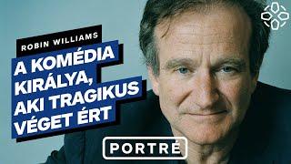 A komédia királya, aki tragikus véget ért: A Robin Williams-portré