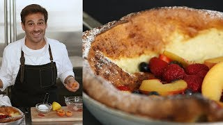Making An Impressive Dutch Baby Pancake  - Kitchen Conundrums With Thomas Joseph
