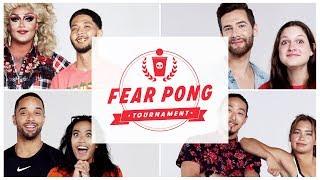 We're Having a Fear Pong Tournament!   Fear Pong   Cut
