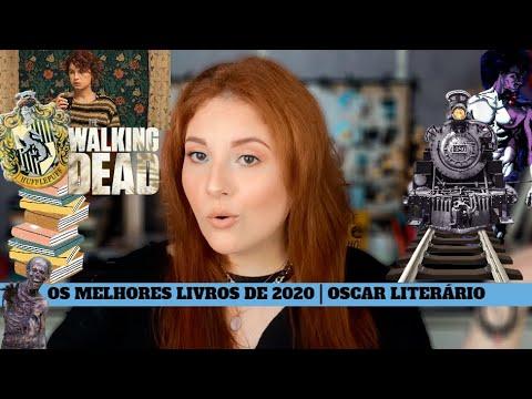 OS MELHORES LIVROS DE 2020   OSCAR LITERÁRIO