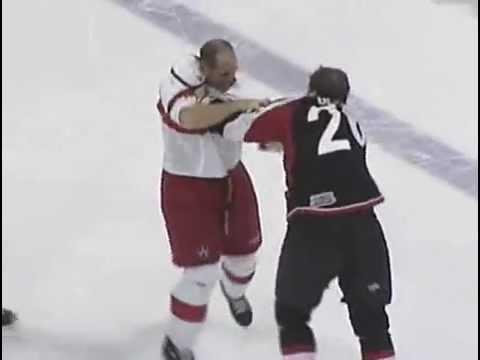 Brett Clouthier vs. Jason Goulet