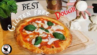 How To Make The BEST GLUTEN FREE Pizza Dough