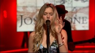 Joss Stone Performs on Good Day L.A.