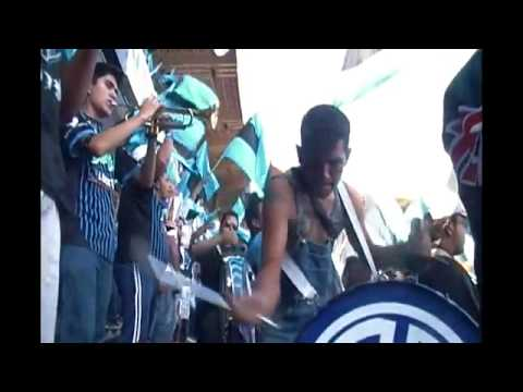 """""""GALLOFAN Gallos Blancos vs San Luis Liga MX Cl´13"""" Barra: La Resistencia Albiazul • Club: Querétaro"""
