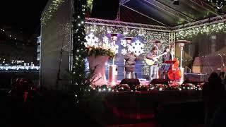 Weihnachtsmarkt in Karlovy Vary (Karlsbad) - Tschechien