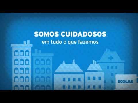 Vídeo Institucional Ecolab