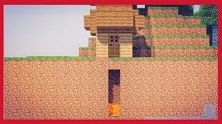 Minecraft: Come Fare Una Trappola A Caduta