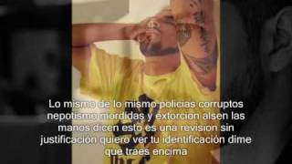 Akil Ammar & El Aaron - Policias En Helicoptero (Con Letra)